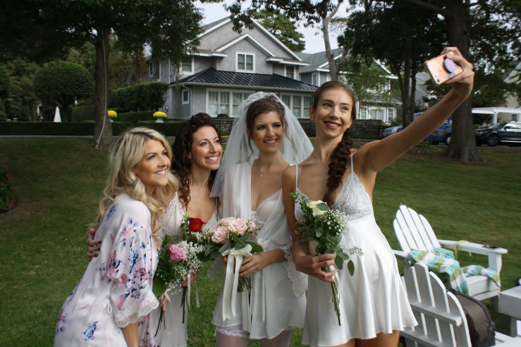 Free Bridal Girl's Party at Something Comfortable